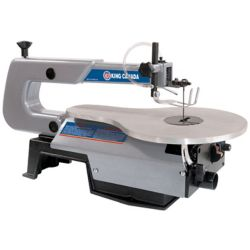 King Canada 16-inch Variable Speed Scroll Saw