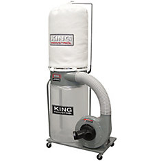 1,200 CFM Dust Collector
