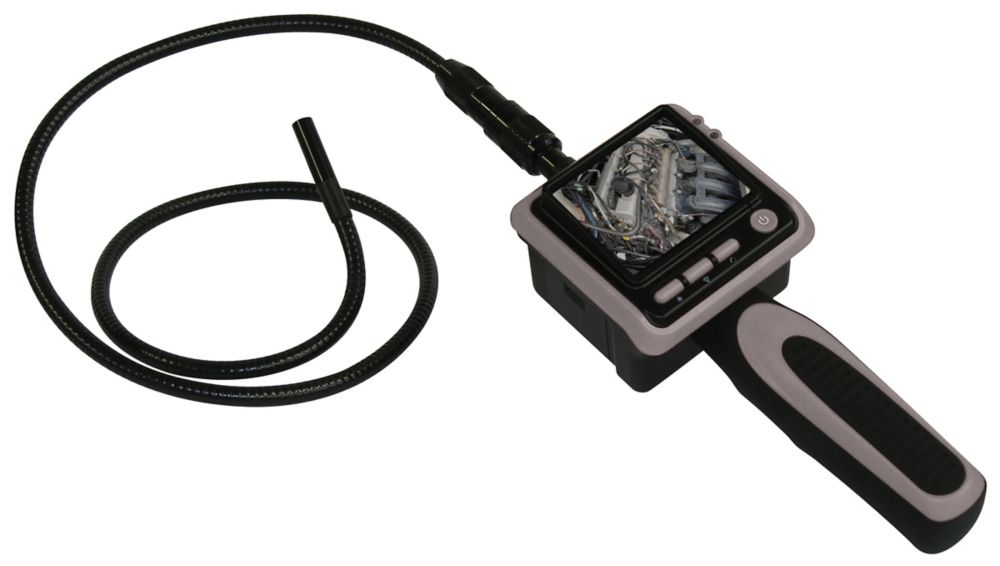 King Industrial Inspection Camera with LCD Monitor