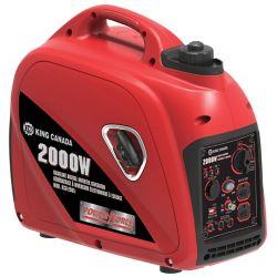 Power Force 2000W Gasoline Digital Inverter Generator