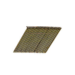 DEWALT 2-inch x 0.113-Gauge Wire Galvanized Ring Shank 28° Angled Framing Nails (2000 per Box)