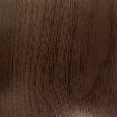 Sunvalley Walnut Laminate Flooring with Pre- Attached Foam Underlayment (Sample)