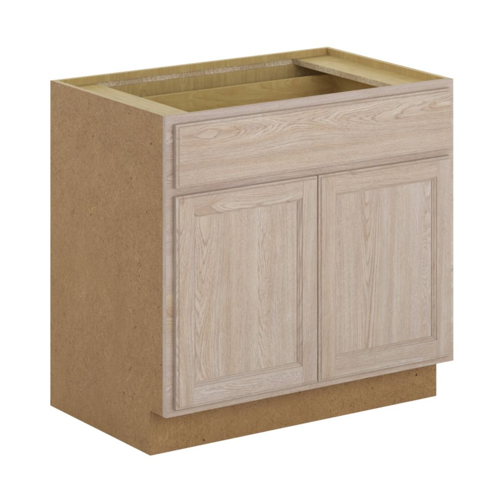 Hampton Bay Kitchen Cabinets Home Depot Canada: Assembled 36x34.5x24 In. Base