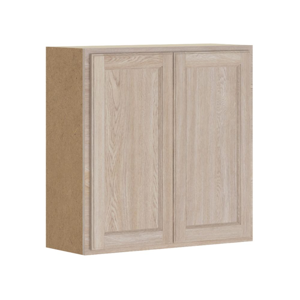 Hampton Bay Kitchen Cabinets Home Depot Canada: Assembled 30x30x12 In. Wall