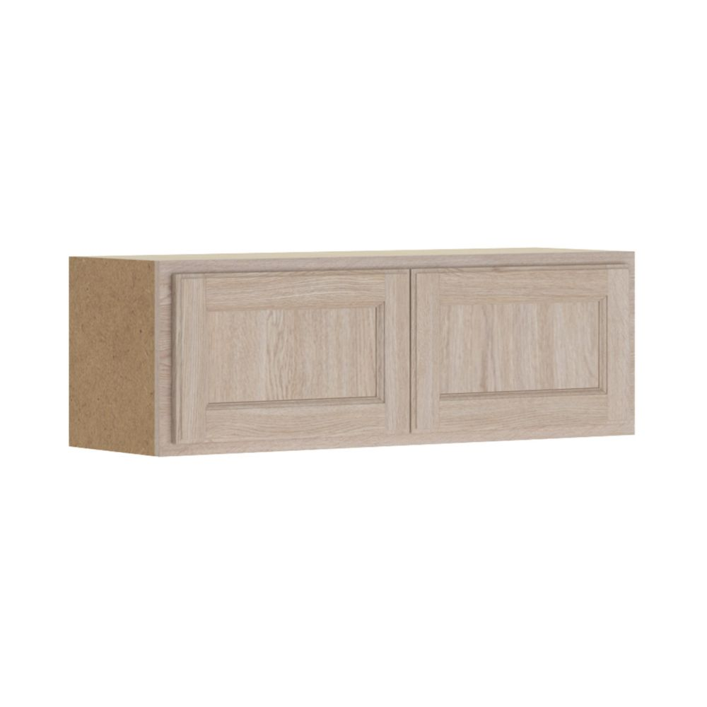 Hampton Bay Kitchen Cabinets Home Depot Canada: Assembled 36x12x12 In. Wall Bridge