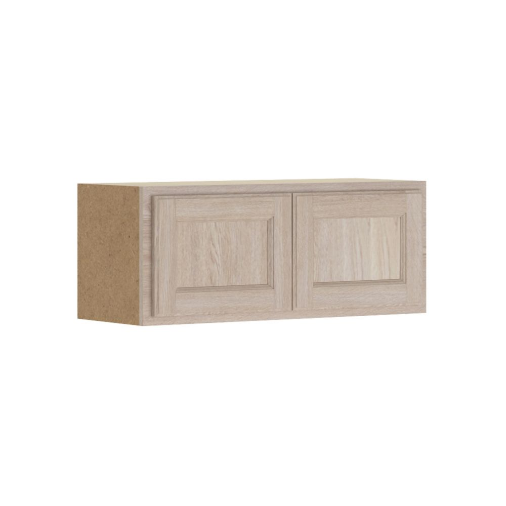 Hampton Bay Kitchen Cabinets Home Depot Canada: Assembled 30x12x12 In. Wall Bridge