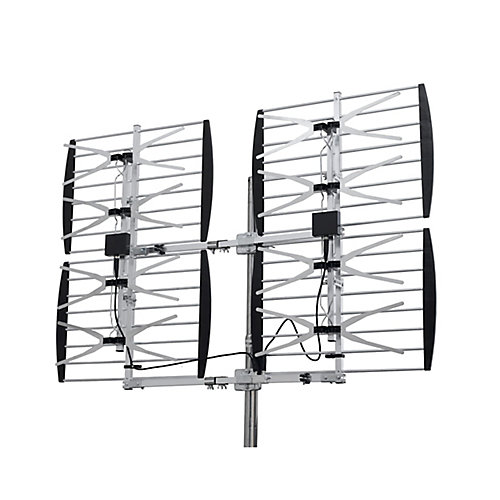 8 Bay Ultra Clear Digital Outdoor TV Antenna (ANT7286)