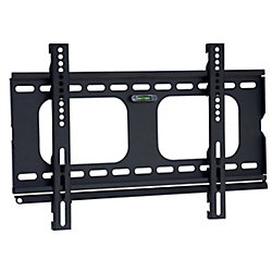 TygerClaw Fixed Wall Mount for 23 inch to 37 inch Flat Panel TV (LCD1006BLK)