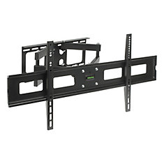 Full Motion Wall Mount for 37 inch to 70 inch Flat Panel TV (LCD3428BLK)
