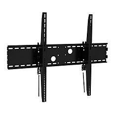 Tilting Wall Mount for 60 inch to 100 inch Flat Panel TV (LCD3481BLK)