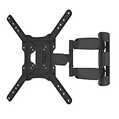 Full Motion Wall Mount for 23 inch to 55 inch Flat Panel TV (LCD5445BLK)