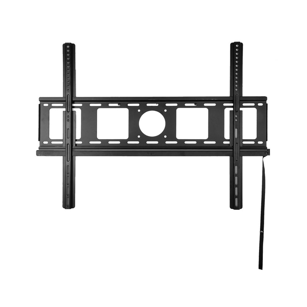 TygerClaw Fixed Wall Mount for 42 inch to 90 inch Flat Panel TV (LCM1049BLK)