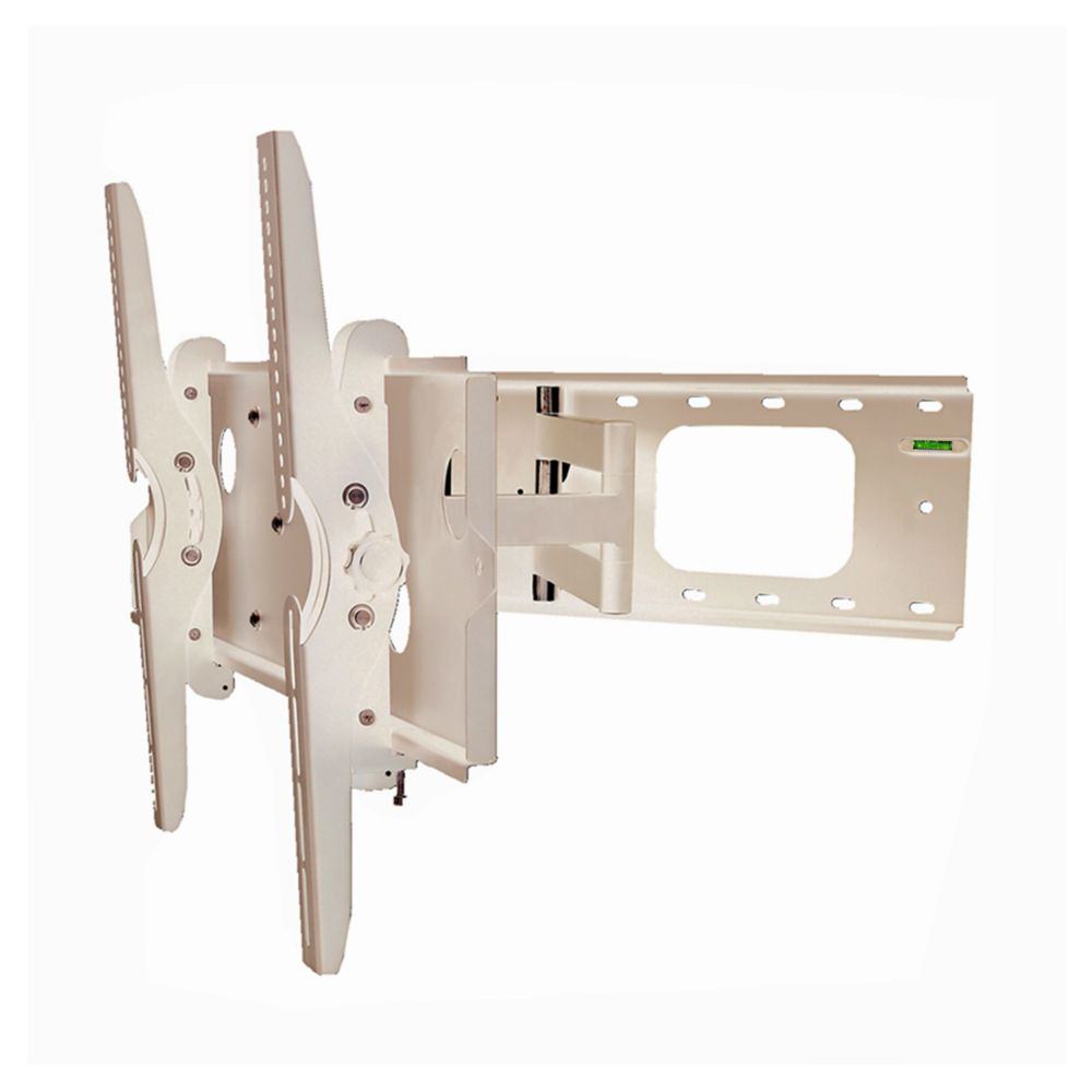 TygerClaw Full Motion Wall Mount for 42 inch to 83 inch Flat Panel TV (LCD41098W)