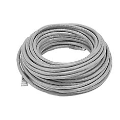 100 ft Cat6 Male to Male Network Cable (CAT621100G)