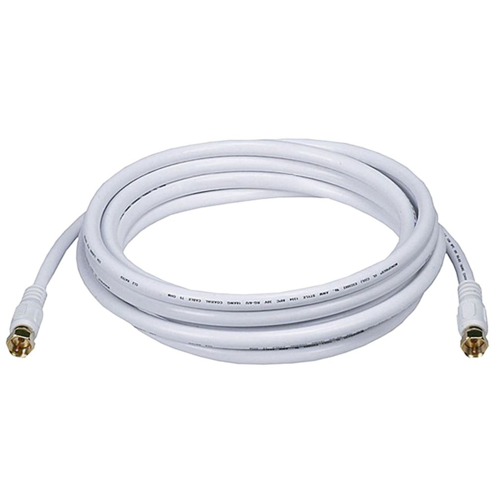Digiwave 12 ft RG6 Coaxial Cable (RG621012WF)