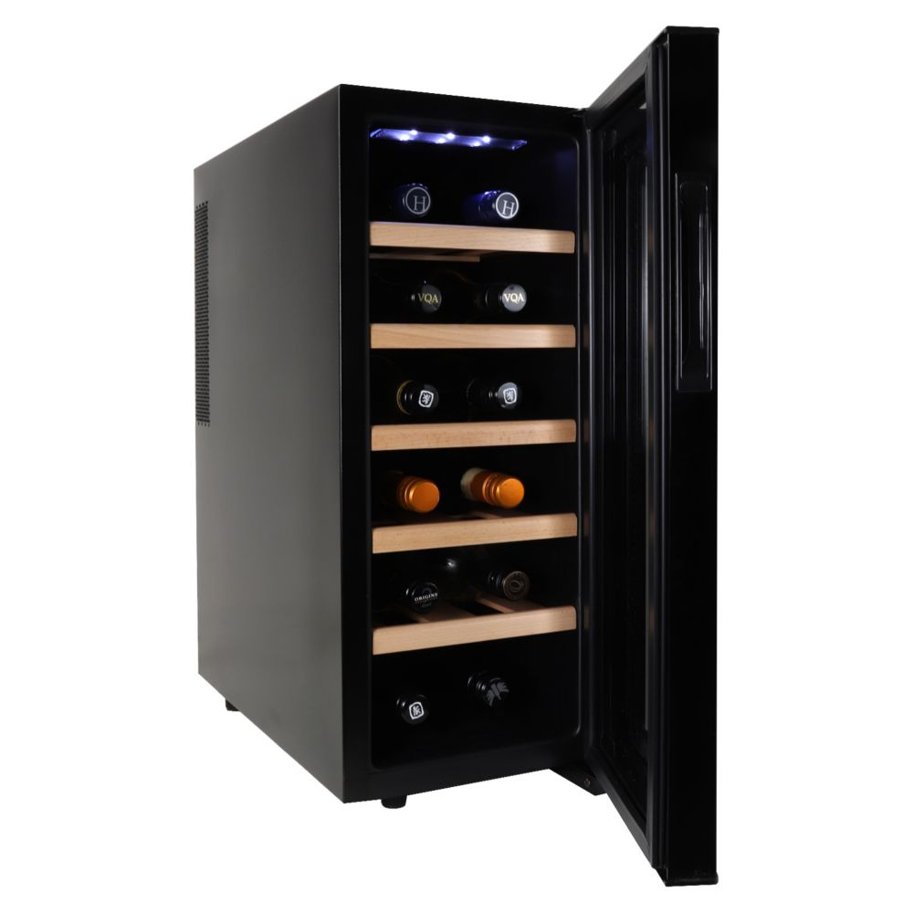 Koolatron Deluxe 12-Bottle Wine Cellar