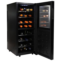 Koolatron Urban 24-Bottle Dual Zone Wine Cellar