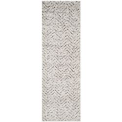 Safavieh Adirondack Kevin Ivory / Charcoal 2 ft. 6 inch x 8 ft. Indoor Runner
