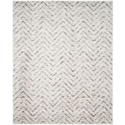 Safavieh Adirondack Kevin Ivory / Charcoal 8 ft. x 10 ft. Indoor Area Rug