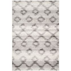 Safavieh Adirondack Isabel Silver / Charcoal 5 ft. 1 inch x 7 ft. 6 inch Indoor Area Rug