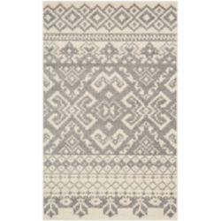 Safavieh Carpette d'intérieur, 3 pi x 5 pi, style traditionnel, rectangulaire, havane Adirondack