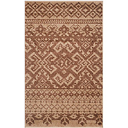 Safavieh Adirondack Karina Camel / Chocolate 3 ft. x 5 ft. Indoor Area Rug