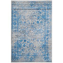 Safavieh Adirondack Mackenzie Grey / Blue 6 ft. x 9 ft. Indoor Area Rug