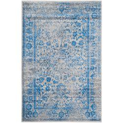 Safavieh Adirondack Mackenzie Grey / Blue 8 ft. x 10 ft. Indoor Area Rug