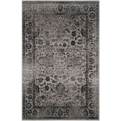 Safavieh Adirondack Mackenzie Grey / Black 6 ft. x 9 ft. Indoor Area Rug