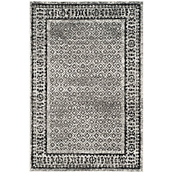 Safavieh Adirondack Luther Ivory / Silver 5 ft. 1 inch x 7 ft. 6 inch Indoor Area Rug