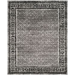 Safavieh Adirondack Luther Ivory / Silver 8 ft. x 10 ft. Indoor Area Rug