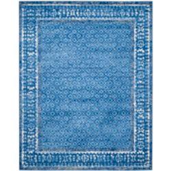 Safavieh Adirondack Luther Light Blue / Dark Blue 8 ft. x 10 ft. Indoor Area Rug