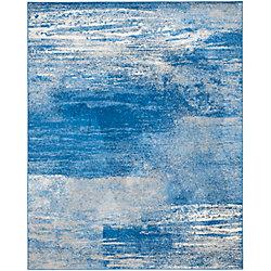 Safavieh Adirondack Lance Silver / Blue 8 ft. x 10 ft. Indoor Area Rug