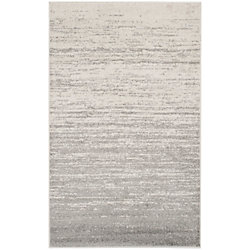 Safavieh Adirondack Brian Ivory / Silver 3 ft. x 5 ft. Indoor Area Rug