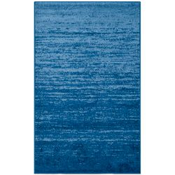 Safavieh Adirondack Brian Light Blue / Dark Blue 3 ft. x 5 ft. Indoor Area Rug