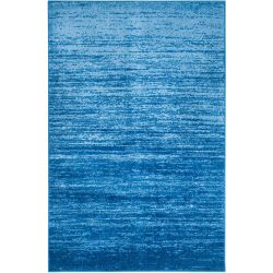 Safavieh Adirondack Brian Light Blue / Dark Blue 4 ft. x 6 ft. Indoor Area Rug