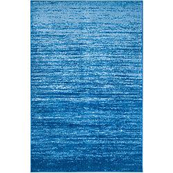 Safavieh Adirondack Brian Light Blue / Dark Blue 6 ft. x 9 ft. Indoor Area Rug