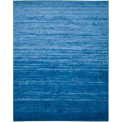 Safavieh Adirondack Brian Light Blue / Dark Blue 8 ft. x 10 ft. Indoor Area Rug