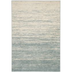 Safavieh Adirondack Brian Slate / Cream 6 ft. x 9 ft. Indoor Area Rug
