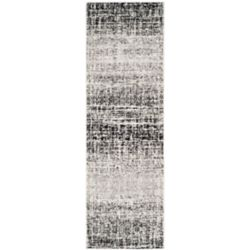 Safavieh Adirondack Janice Ivory / Black 2 ft. 6 inch x 10 ft. Indoor Runner