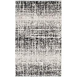 Safavieh Adirondack Janice Ivory / Black 3 ft. x 5 ft. Indoor Area Rug