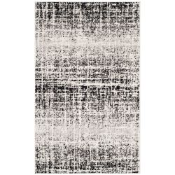 Safavieh Adirondack Janice Ivory / Black 3 ft. x 5 ft. Indoor Area Rug