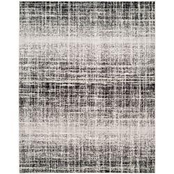 Safavieh Adirondack Janice Ivory / Black 4 ft. x 6 ft. Indoor Area Rug