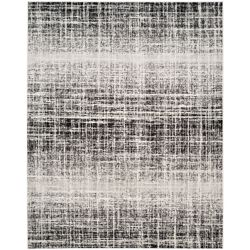 Safavieh Adirondack Janice Ivory / Black 5 ft. 1 inch x 7 ft. 6 inch Indoor Area Rug