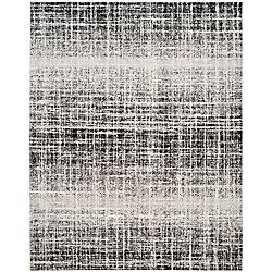 Safavieh Adirondack Janice Ivory / Black 8 ft. x 10 ft. Indoor Area Rug