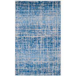 Safavieh Adirondack Janice Blue / Silver 3 ft. x 5 ft. Indoor Area Rug