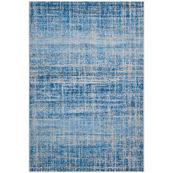 Safavieh Adirondack Janice Blue / Silver 6 ft. x 9 ft. Indoor Area Rug