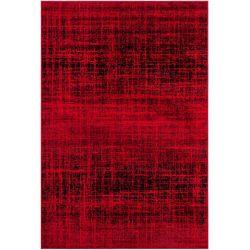 Safavieh Adirondack Janice Red / Black 5 ft. 1 inch x 7 ft. 6 inch Indoor Area Rug