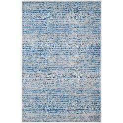 Safavieh Adirondack Leonard Blue / Silver 6 ft. x 9 ft. Indoor Area Rug