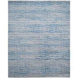 Safavieh Adirondack Leonard Blue / Silver 8 ft. x 10 ft. Indoor Area Rug